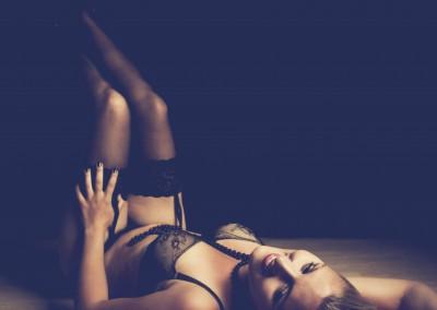 Camilla boudoir foto 1
